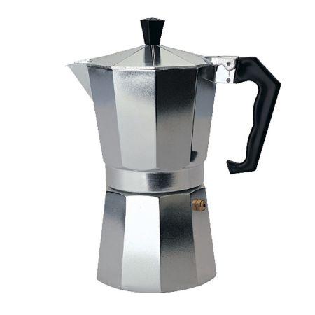 Filtru cafea manual din aluminiu,9 cupe