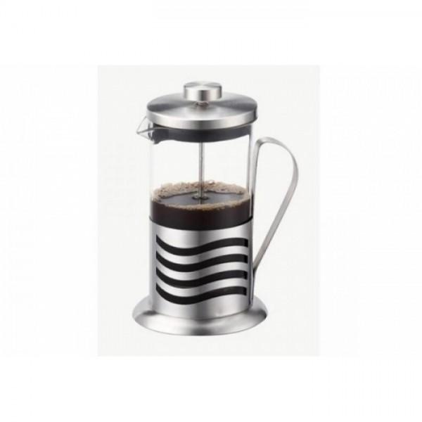 Filtru de cafea din inox si sticla Peterhof