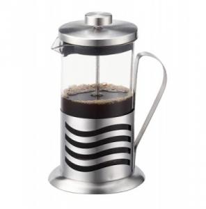 Filtru de cafea din sticla si inox