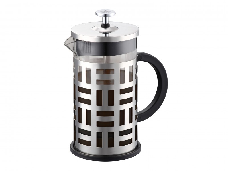 Infuzor ceai si cafea Peterhof, 600 ml, pahar sticla
