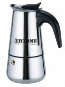 Filtru de cafea manual Ertone, 6 cesti,inox