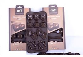 Forme din silicon - ciocolata