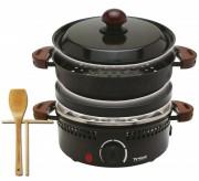 Grătar Multifuncţional Trisa Multi Grill Roast & Grill 7544.42, 800W