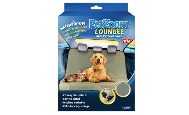 Husa auto pentru caini si pisici Pet Zoom Loungee