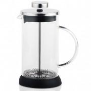 Infuzor ceai si cafea Grunberg, 600 ml, sticla, inox