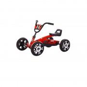 Kart cu pedale pentru copii, Rosu