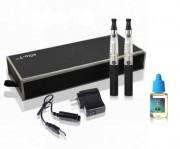 Kit 2 tigari electronice EGo-T CE4 - 900 mah+ 1 sticluta lichid  GRATUIT