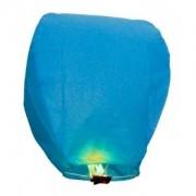 Lampion albastru