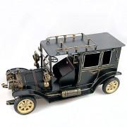 Masina de Epoca Neagra Limuzina