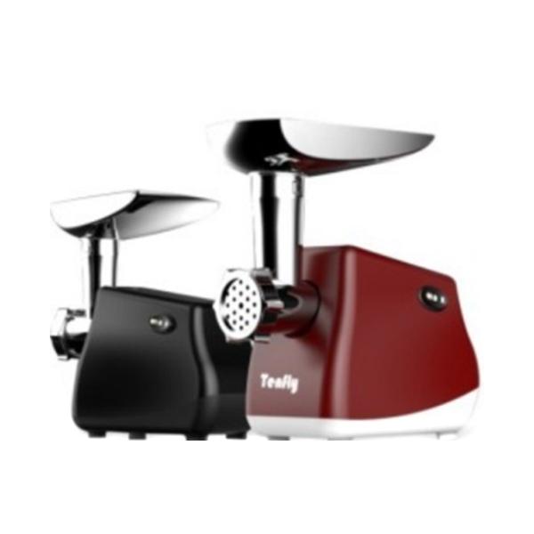 Masina electrica tocat carne Tini Mini Hausberg, 1000 W, 1 sita, accesoriu carnati