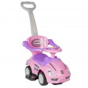 Masinuta 3 in 1 pentru copii,roz