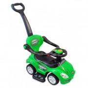 Masinuta 3 in 1 pentru copii,verde