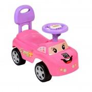 Masinuta fara pedale,muzica,roz