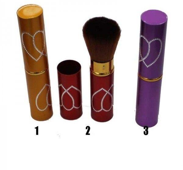 Pensule Make-up cu Capac