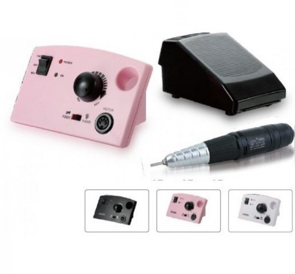 Pila electrica YT868-2 PINK 30.000RPM