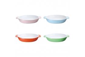 Platou ceramic rotund 1 L