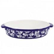 Platou oval din ceramica