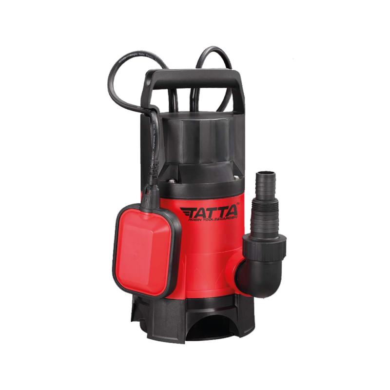 Pompa submersibila Tatta pentru apa murdara,900W,protector mtp