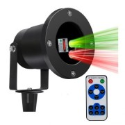 Proiector Laser cu Telecomanda si timer oprire automata,jocuri lumini verzi si rosii