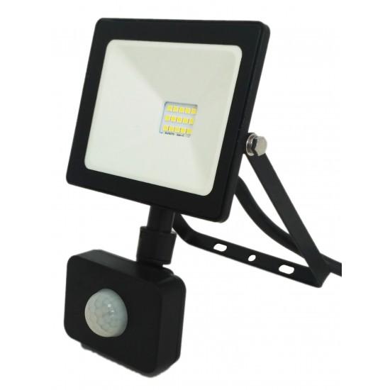 Proiector LED 30 W de exterior cu senzor de miscare