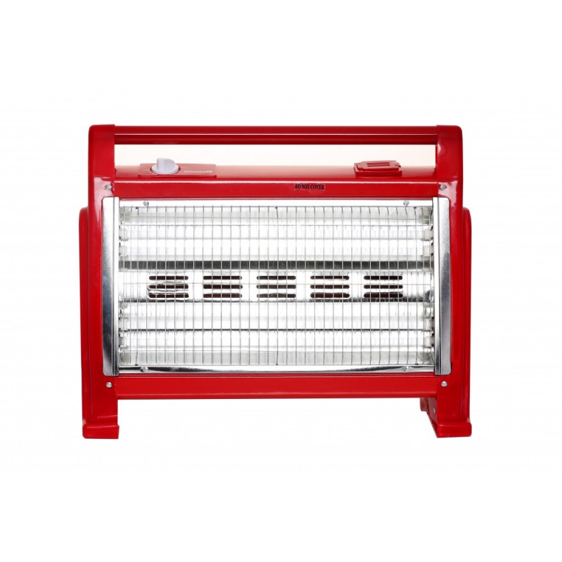 Radiator Hausberg cu Quartz si umidificator,2 trepte putere,1600 W, ventilator