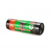 Saci Economic Extra 120L,negru,10 buc/rola,70x110 cm