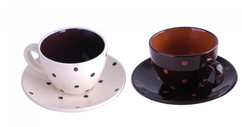 Set cesti ceai ceramica