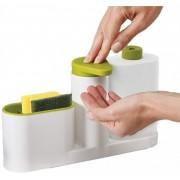 Set dispenser sapun lichid,recipient detergent vase,suport burete