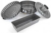Set forme de prajituri din aluminiu