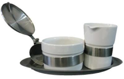 Set lapte/zahar