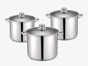 Set oale inox
