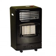 Soba electrica si GPL Zilan/Floria, 4200 W, 3 trepte putere