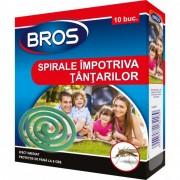 Spirale Bros impotriva tantarilor 10buc