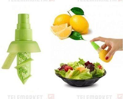 Storcator de citrice cu spray pulverizator