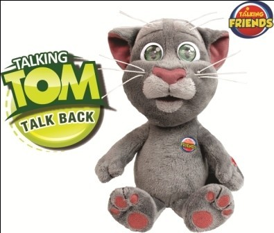 Tom cel vorbaret din plus, Talking Tom