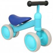 Tricicleta MicMax cu 4 roti din spuma EVA,cadru metalic