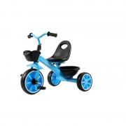 Tricicleta pentru copii Jolly Kids, albastru