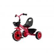 Tricicleta pentru copii Jolly Kids,rosu