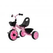Tricicleta pentru copii Jolly Kids, roz