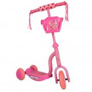 Trotineta pentru copii, roz