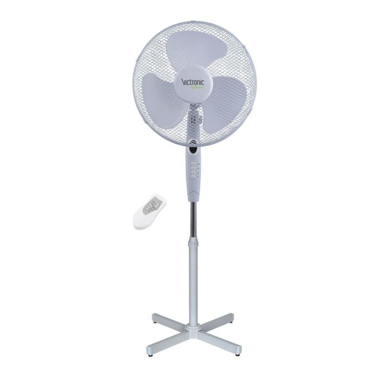 Ventilator de Cameră cu Telecomandă Victronic, 40 W, 40 cm, 3 Viteze