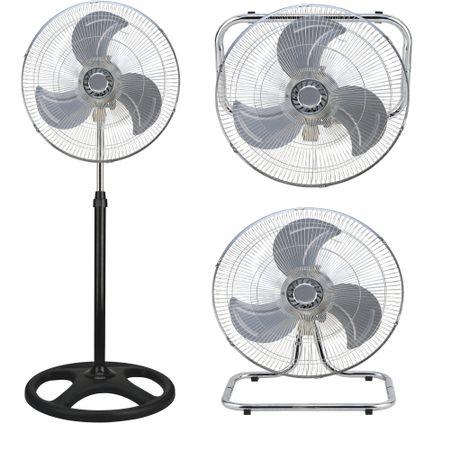Ventilator de Camera Victronic cu picior, 3 in 1, 75W,45 cm