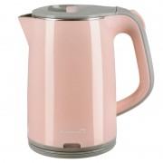 Cana Fierbator Hausberg,1500W,oprire automata,1.7 L,roz